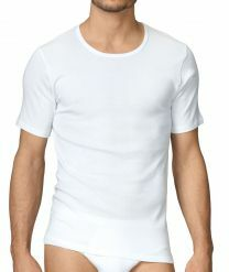 Calida Cotton 1:1 shirt met korte mouwen 14310 white