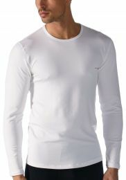 Mey Sports Shirt met lange mouw 49204 wit
