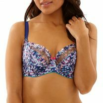 Cleo Lingerie by Panache Minnie 7431 Navy Multi
