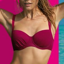 Sunflair Color Up Your Life bikini top 71107 rood