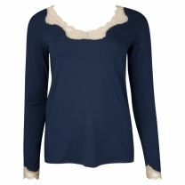 Antigel Simply Perfect t-shirt met lange mouwen ENA2006 bleu chanvre