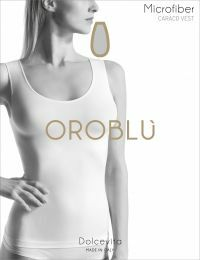 Oroblu Caraco Vest shirt ronde hals zonder mouw OR 4003301