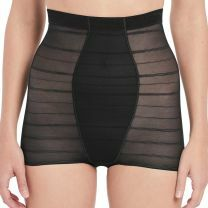 Wacoal Lingerie Sexy Shaping hoge tailleslip WE132006 rouge