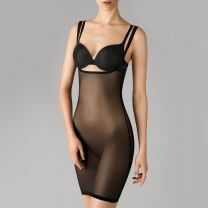 Wolford Lingerie Tulle Forming Dress 59676 black