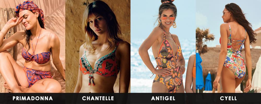 PrimaDonna Chantelle Cyell Antigel Badmode Chillyhilversum